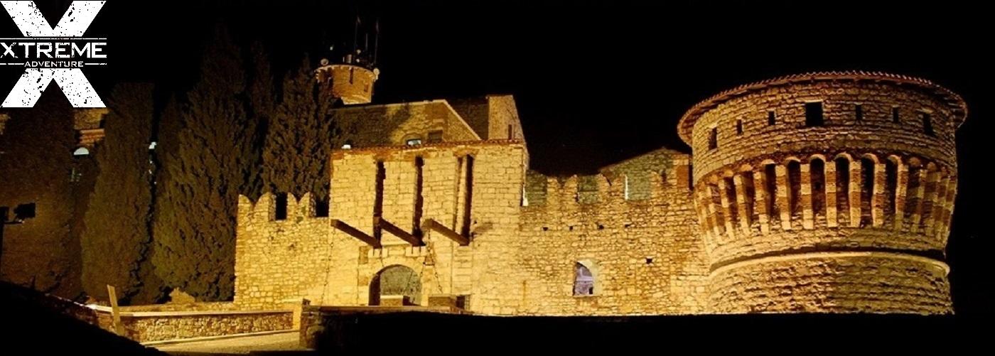 I Sotterranei del Castello di Brescia