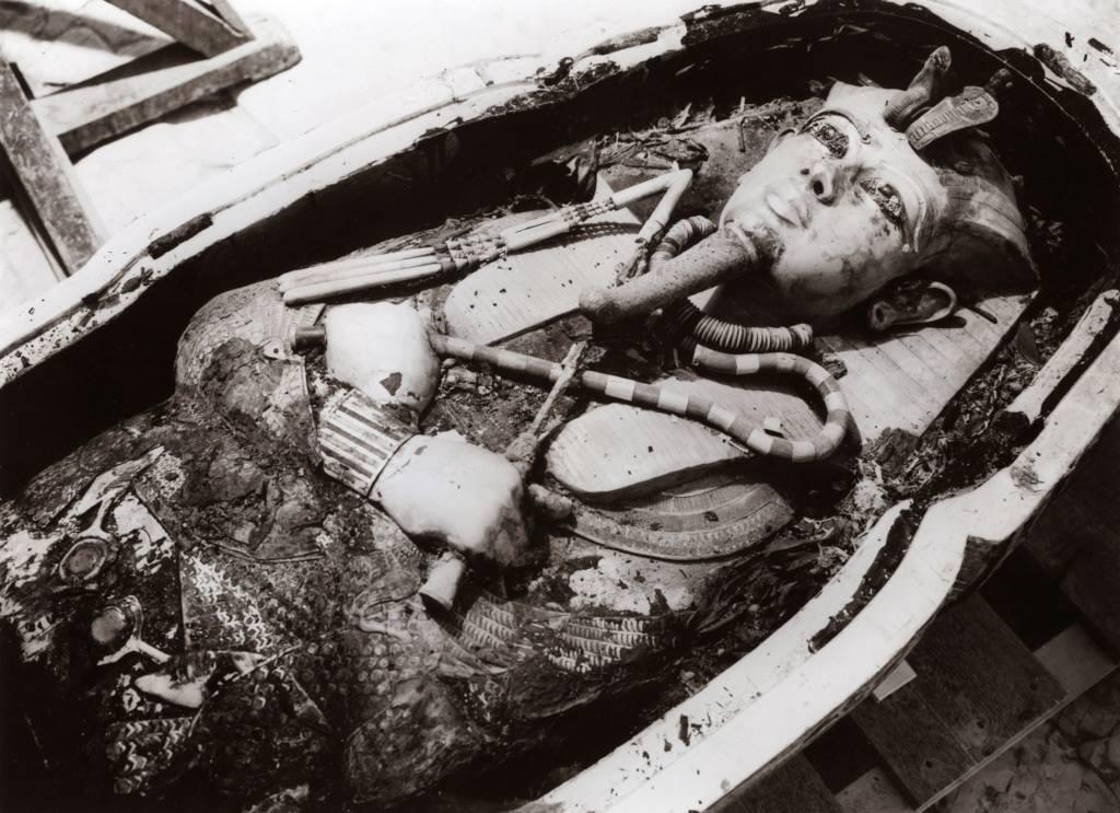 il Pugnale di Tutankhamon
