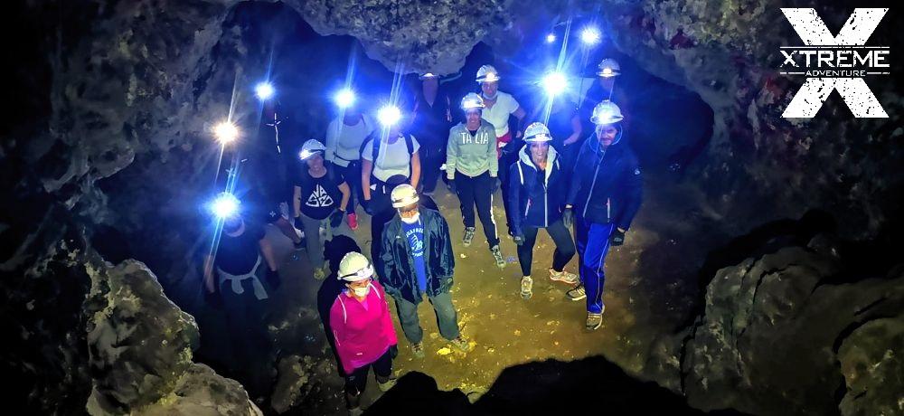La Grotta delle Sette Stanze