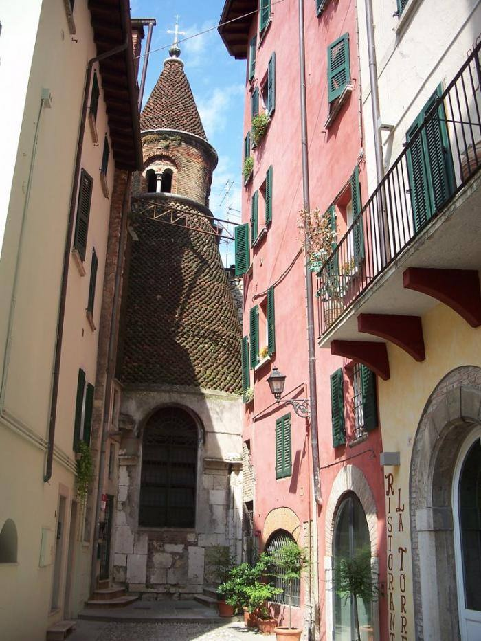 San Faustino in Riposo