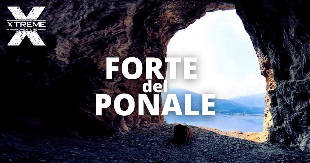 Xtreme Adventure - Forte del Ponale