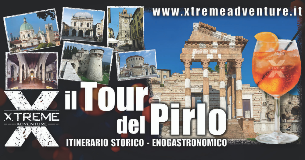 Xtreme Adventure - Il tour del Pirlo