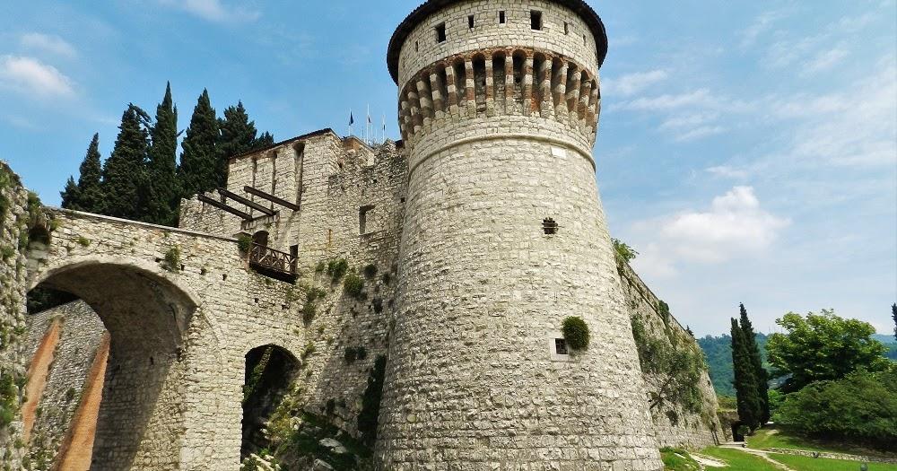 Cosa vedere a Brescia castello di Brescia