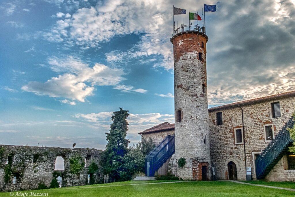 Mastio Visconteo Castello di Brescia