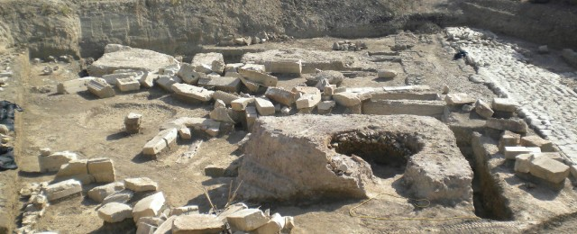 Il Gladiatore Bresciano scavi archeologici