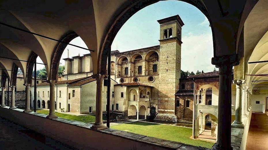 Il monastero di Santa Giulia