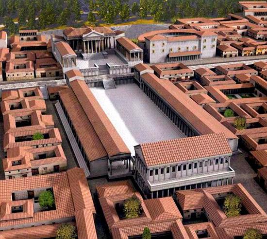 Le strutture Romane a Brescia (1)