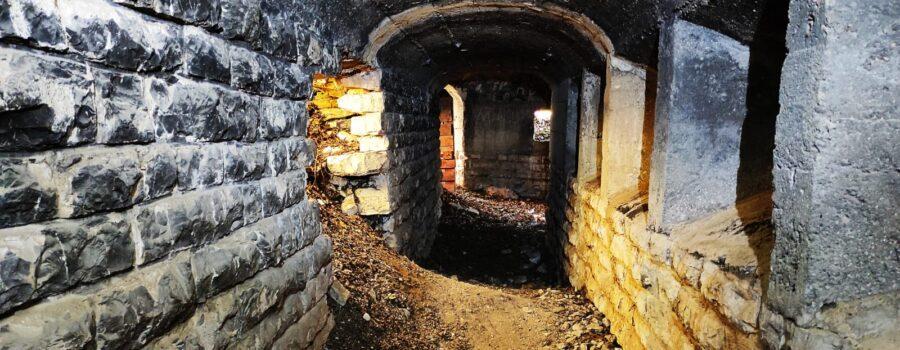 Le trincee e i bunker dei monti Campiania Brescia