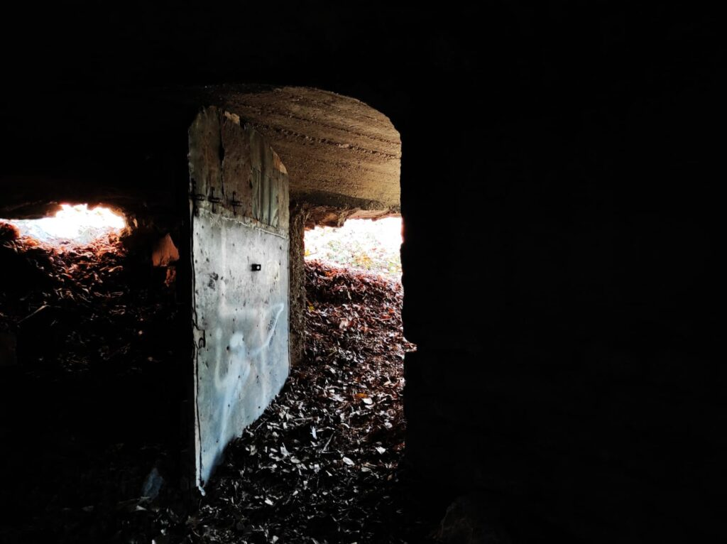 bunker brescia