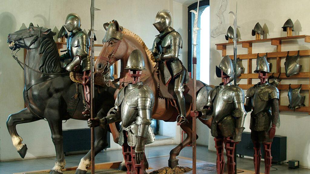 Museo delle armi Brescia
