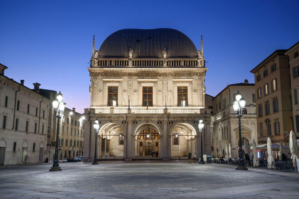 Palazzo della Loggia Brescia