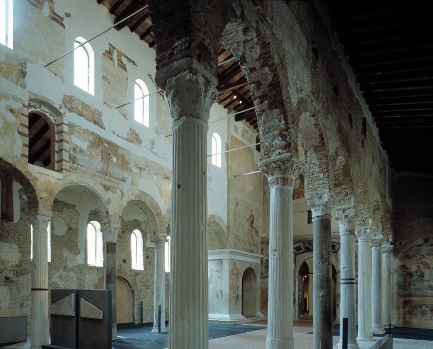 S. Salvatore Le Chiese Cristiane a Brescia