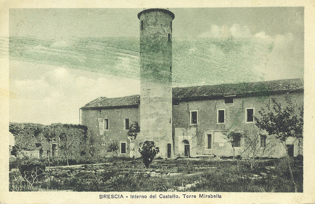 Torre Mirabella vintage