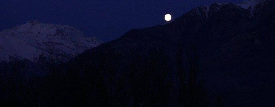 La Luna sopra i Ronchi. Leggende Bresciane