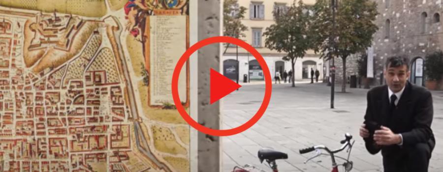 Gerolamo Rovetta e la Piazza inesistente. 1° Puntata - Ch'el chì chèl lè