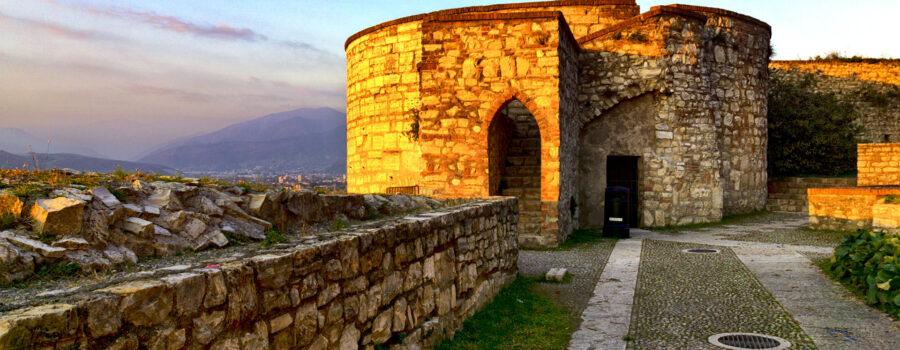 Torre Coltrina - Castello di Brescia (1)