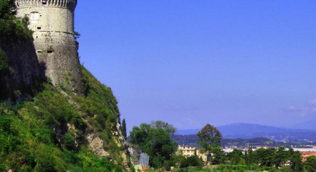 Torre dei Francesi Castello di Brescia (2)