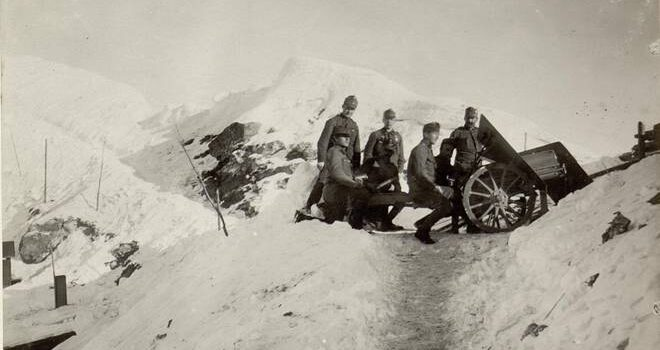 Battaglie di Montozzo - Guerra Bianca (3)