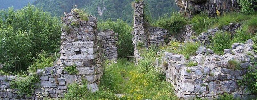 Escursione Castello di Lozio Valle Camonica (1)