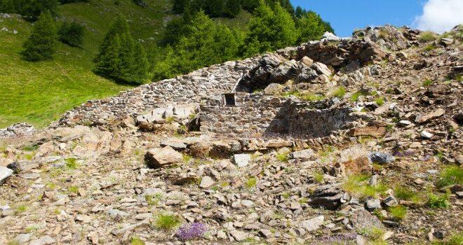 Escursione Val Canè Torre dei Pagani