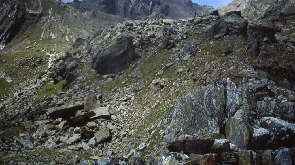 Escursioni in Valle Camonica Graole Trincee