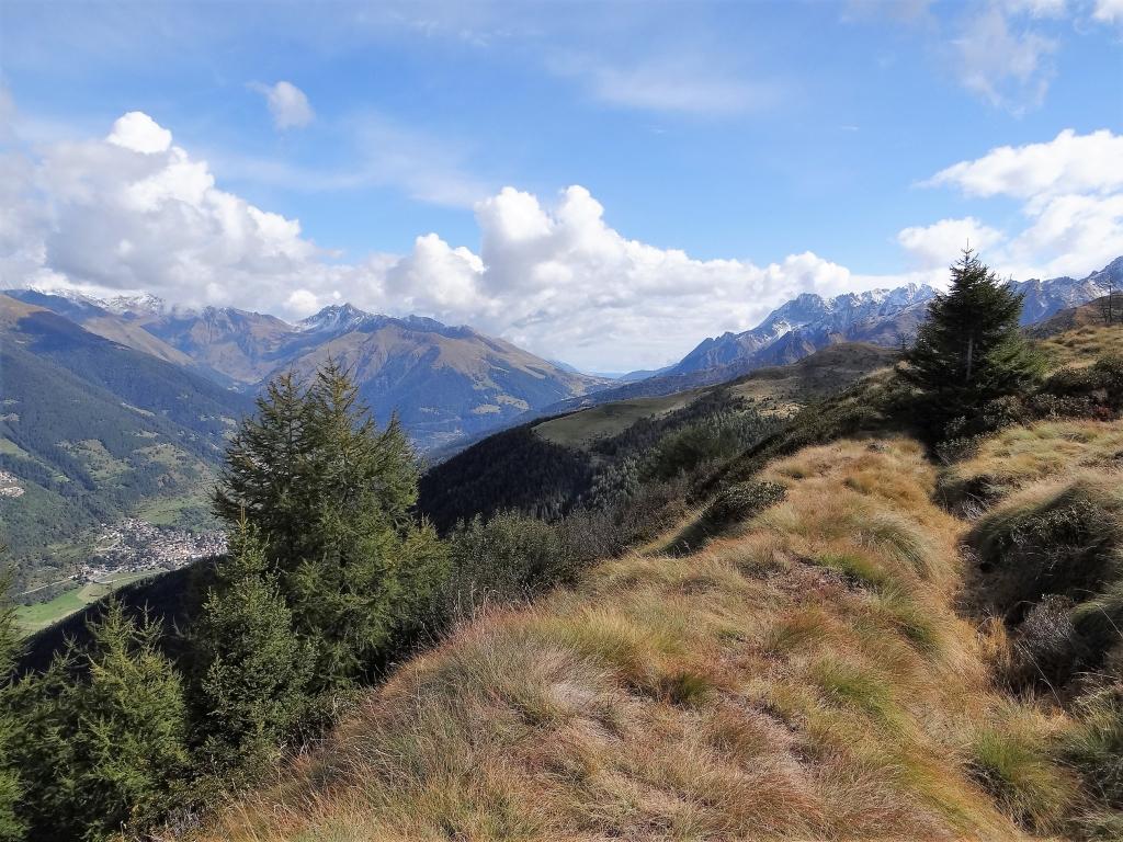 Escursioni in Valle Camonica Trincee Pornina