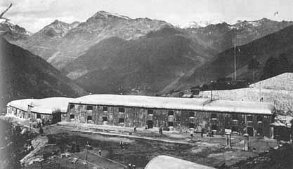 Forte di Corno d'Aola - Guerra Bianca (1)