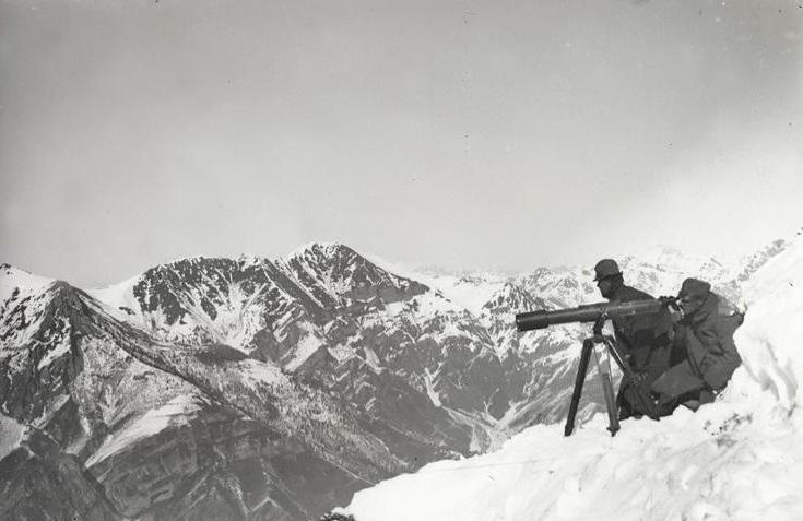 Guerra Bianca in Valle Camonica