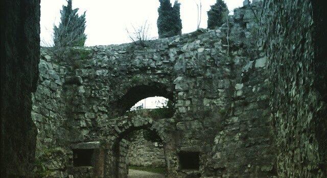 Strada del Soccorso del Castello di Brescia