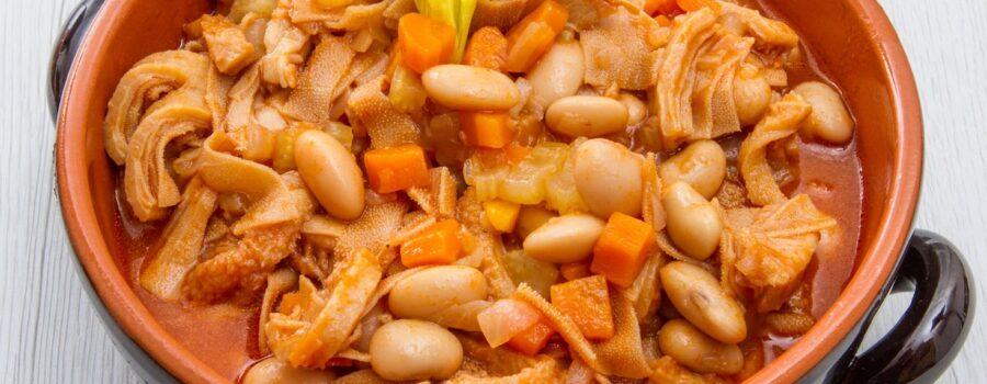 Trippa alla paesana piatti tipici bresciani - le ricette bresciane - cucina bresciana