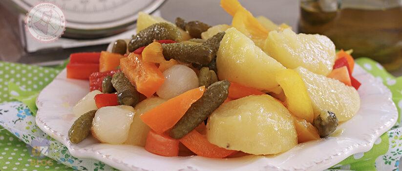 insalata del preost piatti tipici bresciani - le ricette bresciane - cucina bresciana