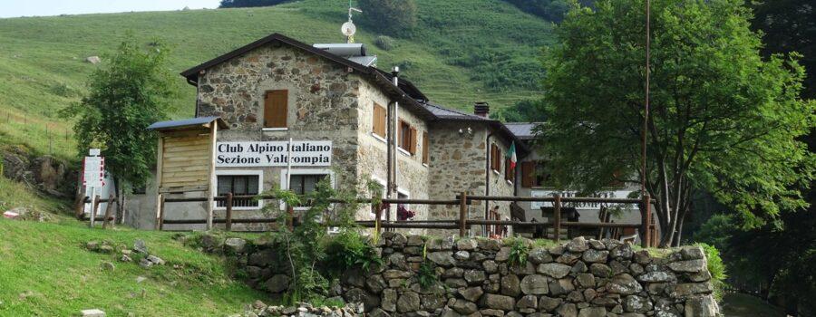 Rifugio Pontogna Escursioni Brescia Sentieri Bresciani