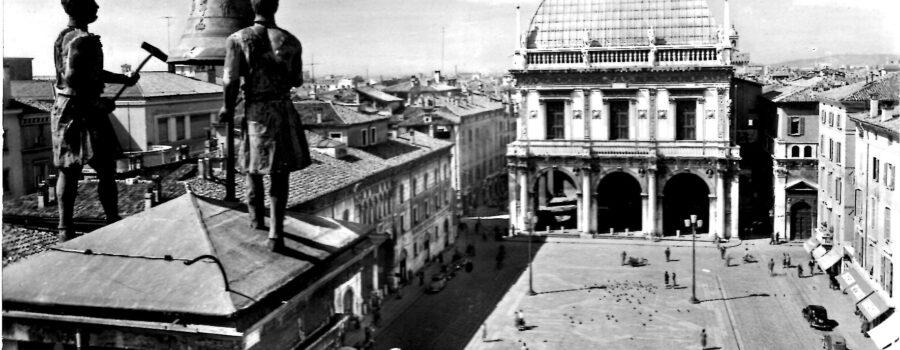 I Macc de le Ure Torre dell'Orologio Brescia