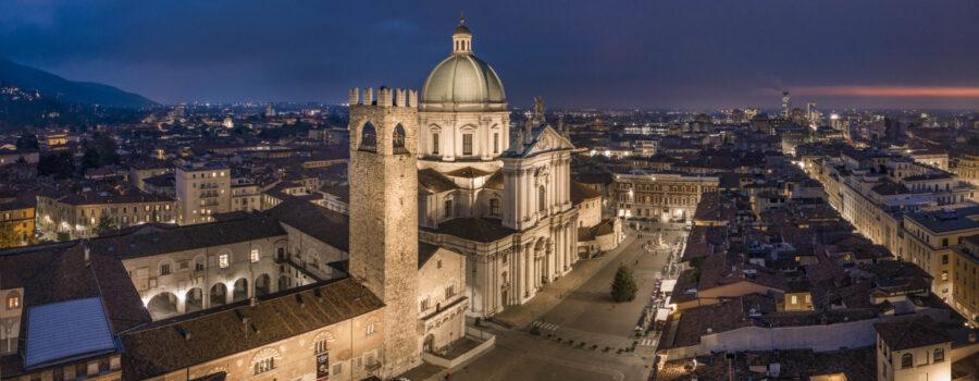 Itinerario Brescia 3 Piazza Duomo