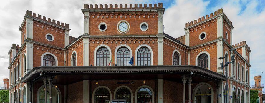 Itinerario Brescia 4 Stazione ferroviaria