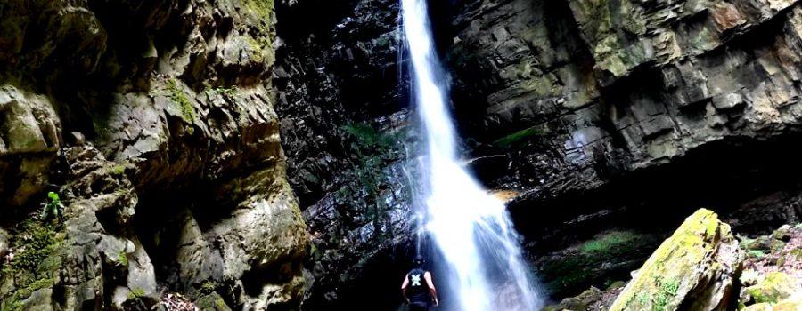 cascata lago d'iseo