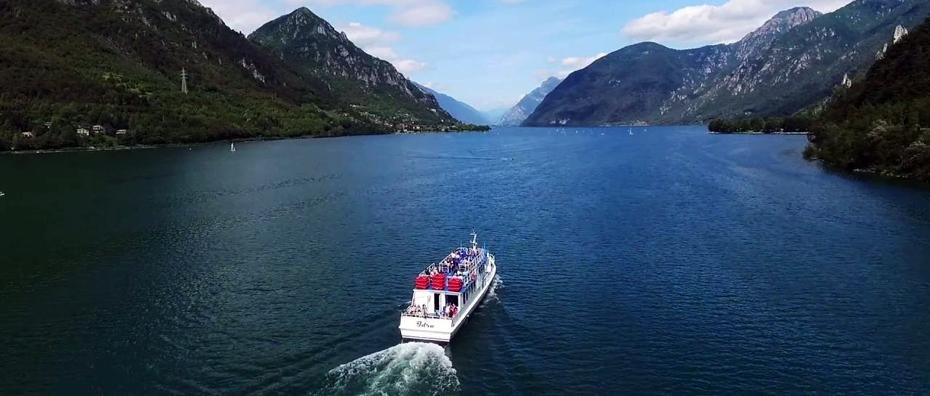 Tour in Battello del Lago d'Idro